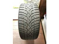5 DUNLOP SP WINTER SPORT 3D TYRES