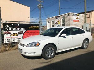 2012 CHEVROLET IMPALA LS 110000 KMS GREAT AND RELIABLE CAR