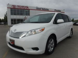 2016 Toyota Sienna LE 7 Passenger TOYOTA CERTIFIED PRE OWNED