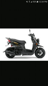 Looking for a 49cc scooter