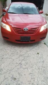 2008 TOYOTA CAMRY LE SAFETIED