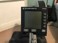 Concept 2 PM3 Rowing Machine - Perfect Condition
