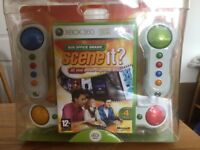 Xbox 360 MOVIE game including handsets