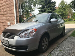 2009 Hyundai Accent 4 Door Automatic New Brakes