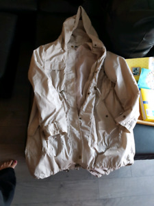 H&M maternity coat medium