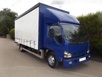 2008 Isuzu Truck NQR 5.2 CURTAIN SIDE - TAIL LIFT - 7.5 Ton