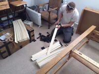 Expert Flat Pack Construction, Reinforcement and Repair. Quick Service!