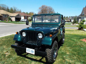 1967 Military Jeep - M38A1
