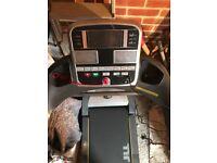 JLL S300 folding treadmill in good condition, no longer used
