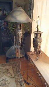 Lampes de salon décoratives