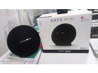 As New Harman Kardon Onyx Bluetooth Stereo Portable Speaker (Award Winning Elite Brand, Like Bose)