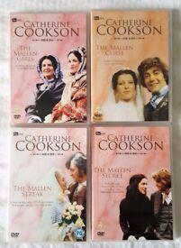 DVD Bundle CATHERINE COOKSON [4 Titles]