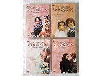 DVD Bundle CATHERINE COOKSON [4 Titles]