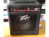 Peavy Bass amp 20 Watts - Good condition- Great sound