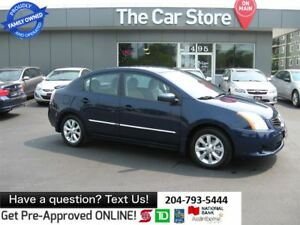 2012 Nissan Sentra 2.0 S - USB heated seats 1-OWNER