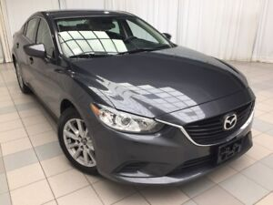 2015 Mazda MAZDA6 GX: Back up Camera, Brakes Serviced.