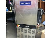 Blast freezer. Foster