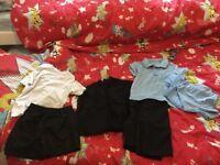Boys age 5-6 school clothes