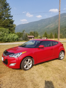 2013 Hyundai Veloster Coupe ****FULL WARRENTY TO 2021***