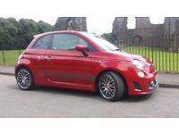 £9,990 Abarth 595 1.4 T-Jet Turismo 3dr Full service all leather