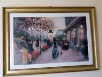 Christa Kieffer framed print