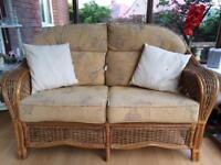 Conservatory sofas x2