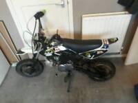 110cc lifan pitbike **Mint**
