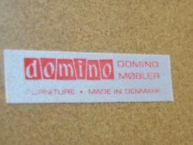 DANISH DOMINO MOBLER TEAK RETRO BOOKCASE CHEST OF DRAWERS FREE DELIV EDINBURGH GLASGOW TAYSIDE FIFE