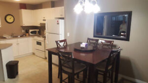 Convenient two bedroom apartment: close to refineries