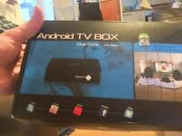Brand new android Mx box get all the channels now for free