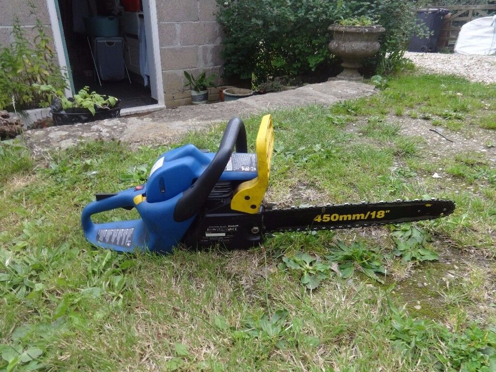 Einhell royal quot blade chainsaw for spares or repair