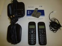 BT Studio Plus 5500 Twin Digital Cordless Phone & Answering Machine