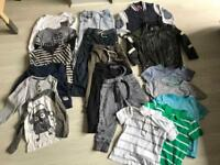 Boys 2-3 years clothes bundle NEXT
