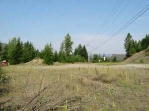 12.8 Acres In Barriere With Beautiful Views