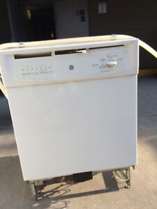 GE DISHWASHER $100 WITH 2 MONTHS REPLACEMENT WARRANTY