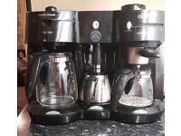 "Murphy Richards Coffee Machine ""Mister Cappuccino"""