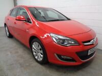 VAUXHALL ASTRA , 2013/63 REG , ONLY 26000 MILES + FULL HISTORY , YEARS MOT , FINANCE , WARRANTY