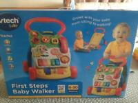 Vtech First Steps Baby Walker, for 6-30 months age