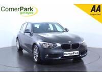 2013 BMW 1 SERIES 120D SE HATCHBACK DIESEL