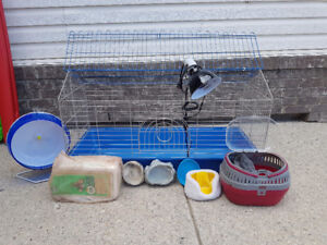 Large Cage for Bunny or Hedge Hog.