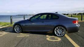 ×× BMW 320D MSPORT COUPE ××