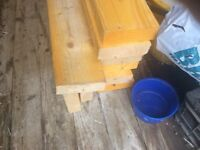 10 lengths timber
