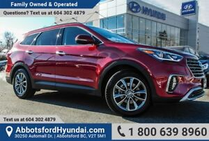 2017 Hyundai Santa Fe XL Luxury GREAT CONDITION