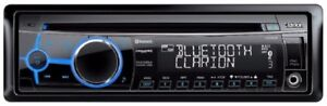 CLARION - CZ302 USB/CD Player / In Dash Receiver $90