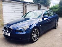 BMW 5 Series 2.5 525d SE 4dr....AUTOMATIC.NEW MOT, FULL HISTORY...HPI CLEAR..
