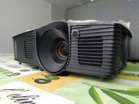 Optoma 1080p Full HD141X DLP Projector - LIKE NEW - Perfect conditions!