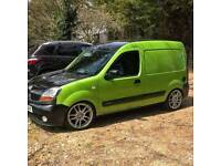 Wanted Clio 1.5 dci or Kangoo for parts