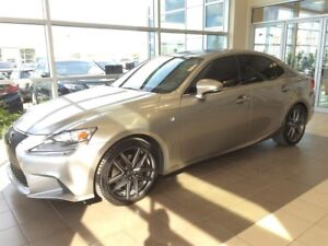 Lexus IS 250 ** AWD ** F SPORT 2 ** 2015
