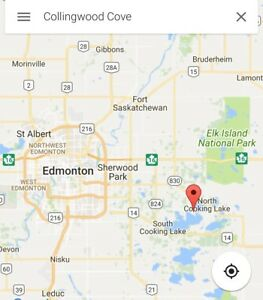 TRADE Edmonton house for FSJ house