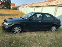 Rover 45 - Spares or Repairs